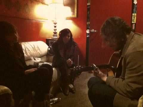 """Lucy Schwartz and The Civil Wars singing Lucy's """"Gone Away"""""""