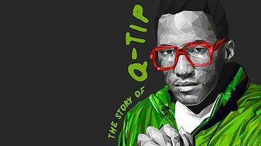 The Story of Q-Tip, BBC Radio 1Xtra's Stories - BBC Radio 1Xtra ~ 6 days to check it out