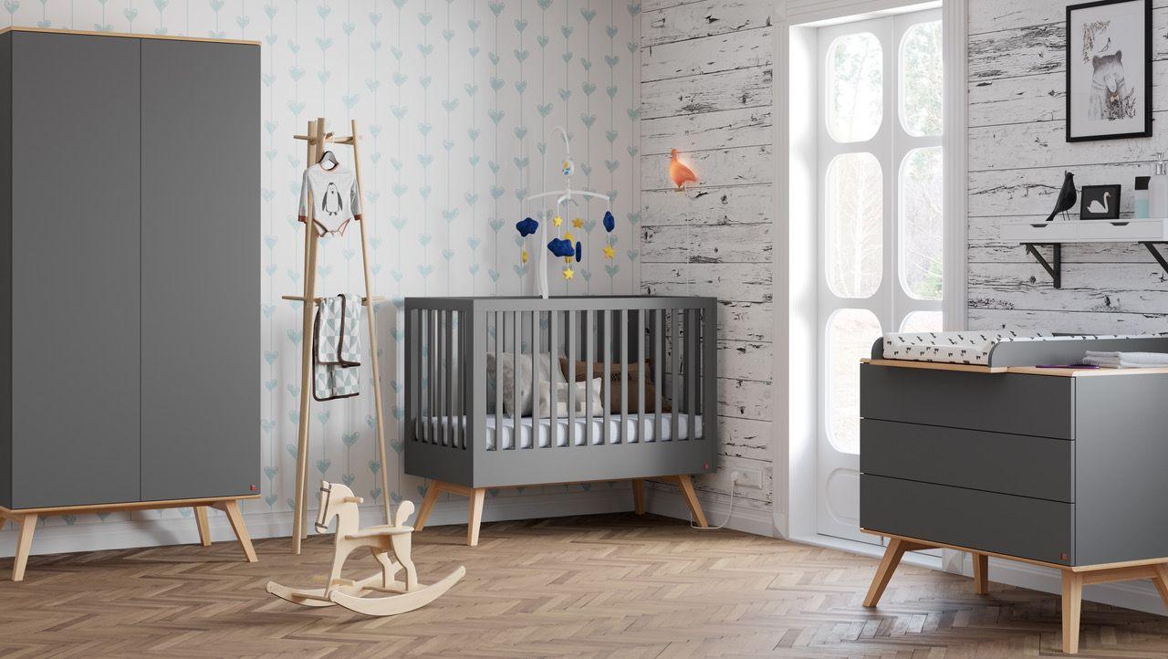 Chambre Complete Nature Gris Bebe Vox Idees Deco Enfant