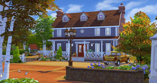 SIMBOB | Sims 4 | Sims 4 houses, Sims house, The sims 4 lots