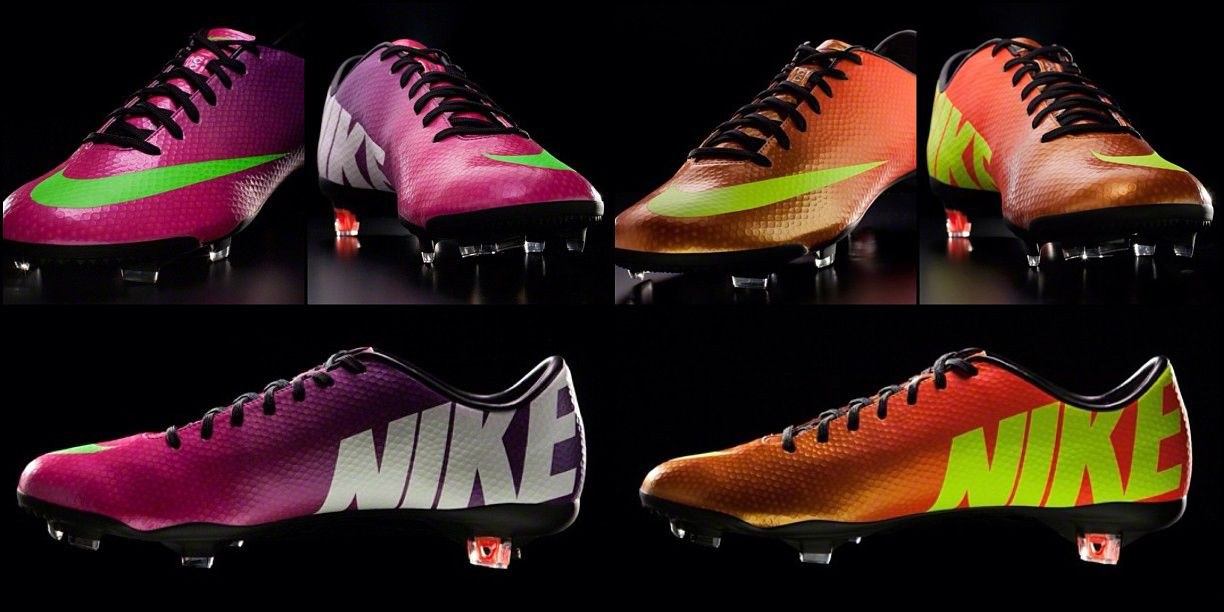 Which of the new #Nike #Mercurial Vapor IX colors is your