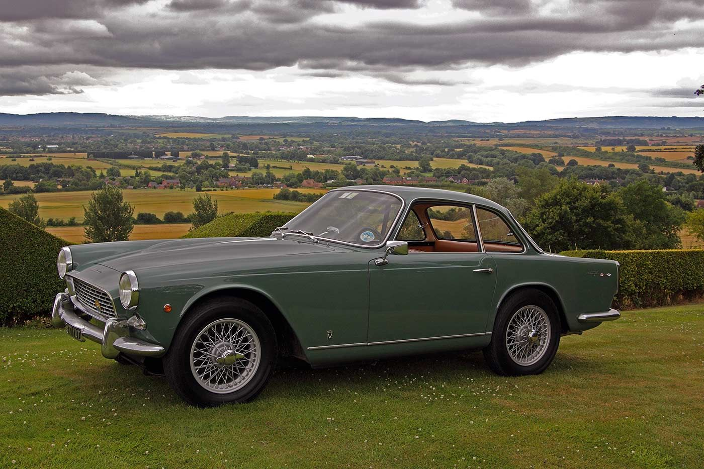 Life in a Triumph Italia is a Journey, Not a Destination