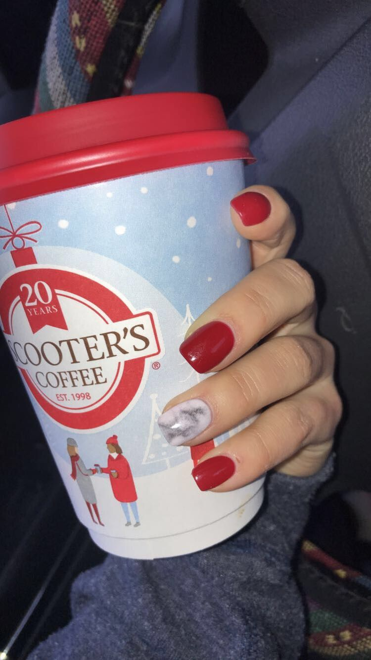Pin by April Gerhardus on My nails | Dunkin donuts coffee cup, Disposable coffee cup, Dunkin donuts