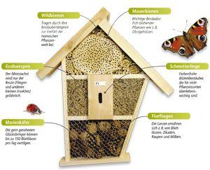 insektenhotel gargarite pinterest insektenhotel. Black Bedroom Furniture Sets. Home Design Ideas