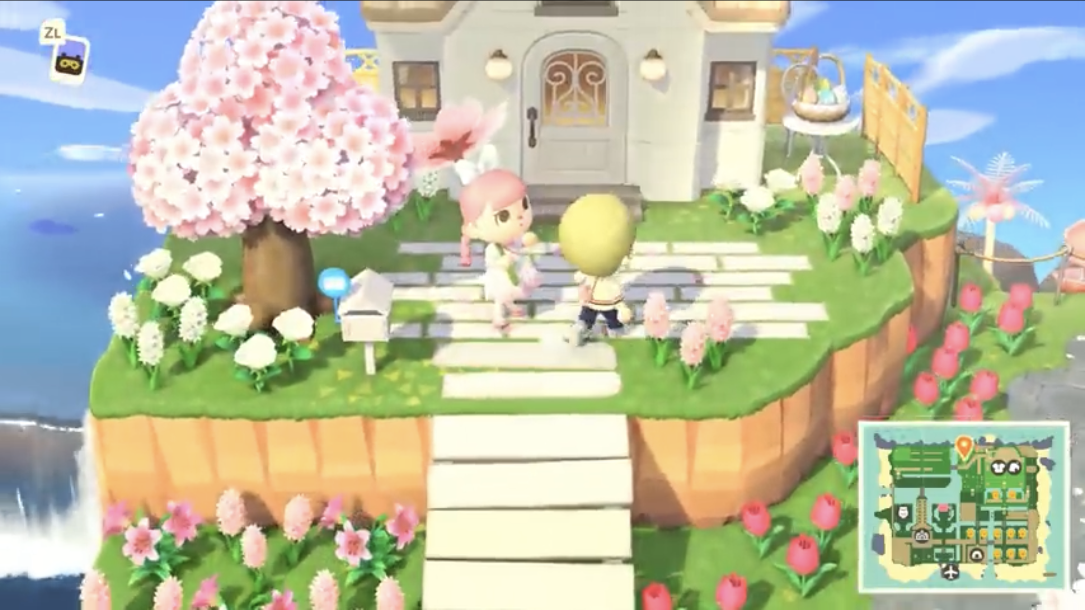 Mountain House in 2020 Animal crossing, Animal crossing