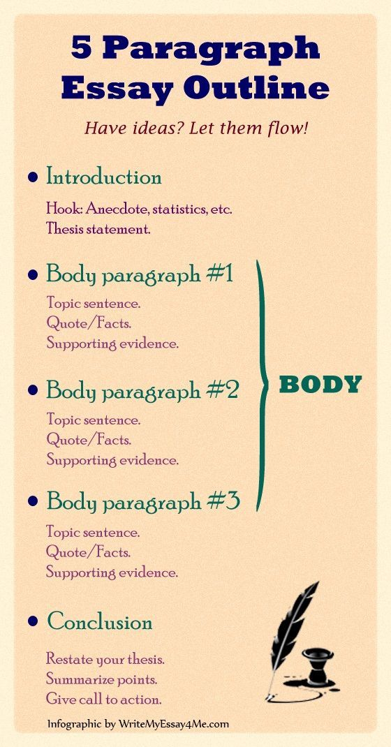 20 Infographics That Will Teach You How To Write An Essay Like a ...