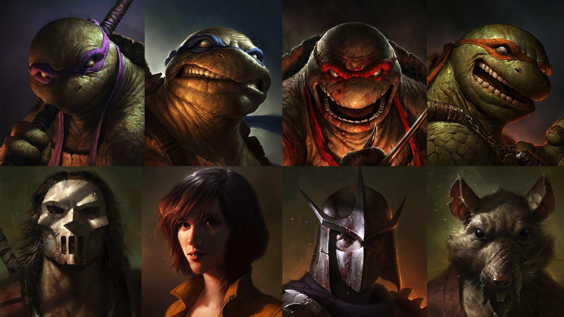 Ninja Turtle Cast Ninja Turtles Movie Teenage Mutant Ninja Turtles Ninja Turtles Art