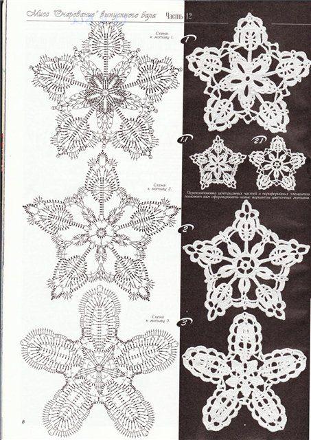 Pin by Melanie MacRae on Irish crochet charts | Pinterest | Crochet ...