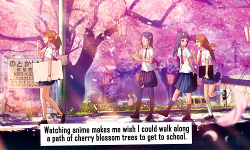 Pin Von Mariah Gwin Auf My Love Of Anime Manga Pfirsichbluten Kirschblute Wallpaper Anime Tapete