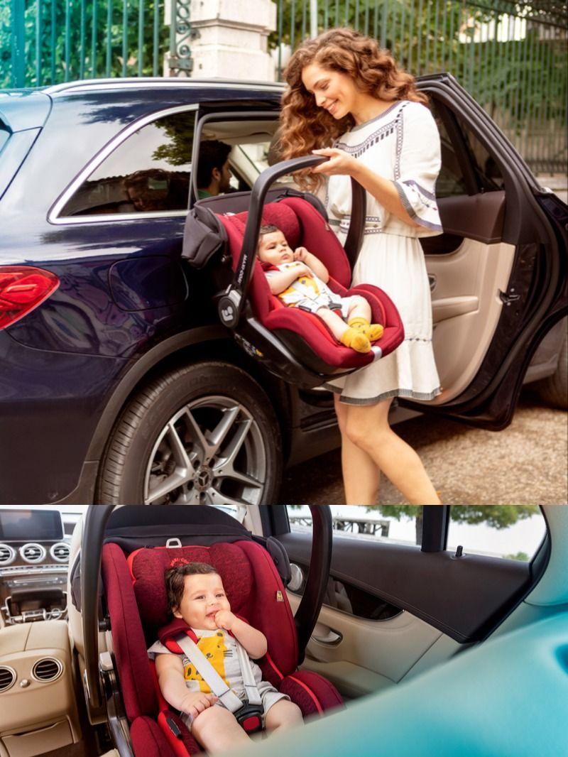 Maxi Cosi Autostoel Marble I Size Essential Red Autostoel Autostoeltjes Baby