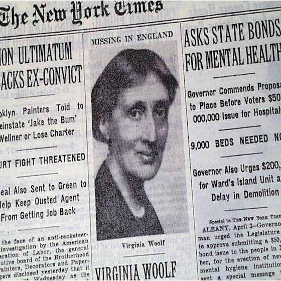 I CONSIGLI A UN GIOVANE POETA di Virginia Wolf :http://www.alloradillo.it/i-consigli-a-un-giovane-poeta-di-virginia-wolf/