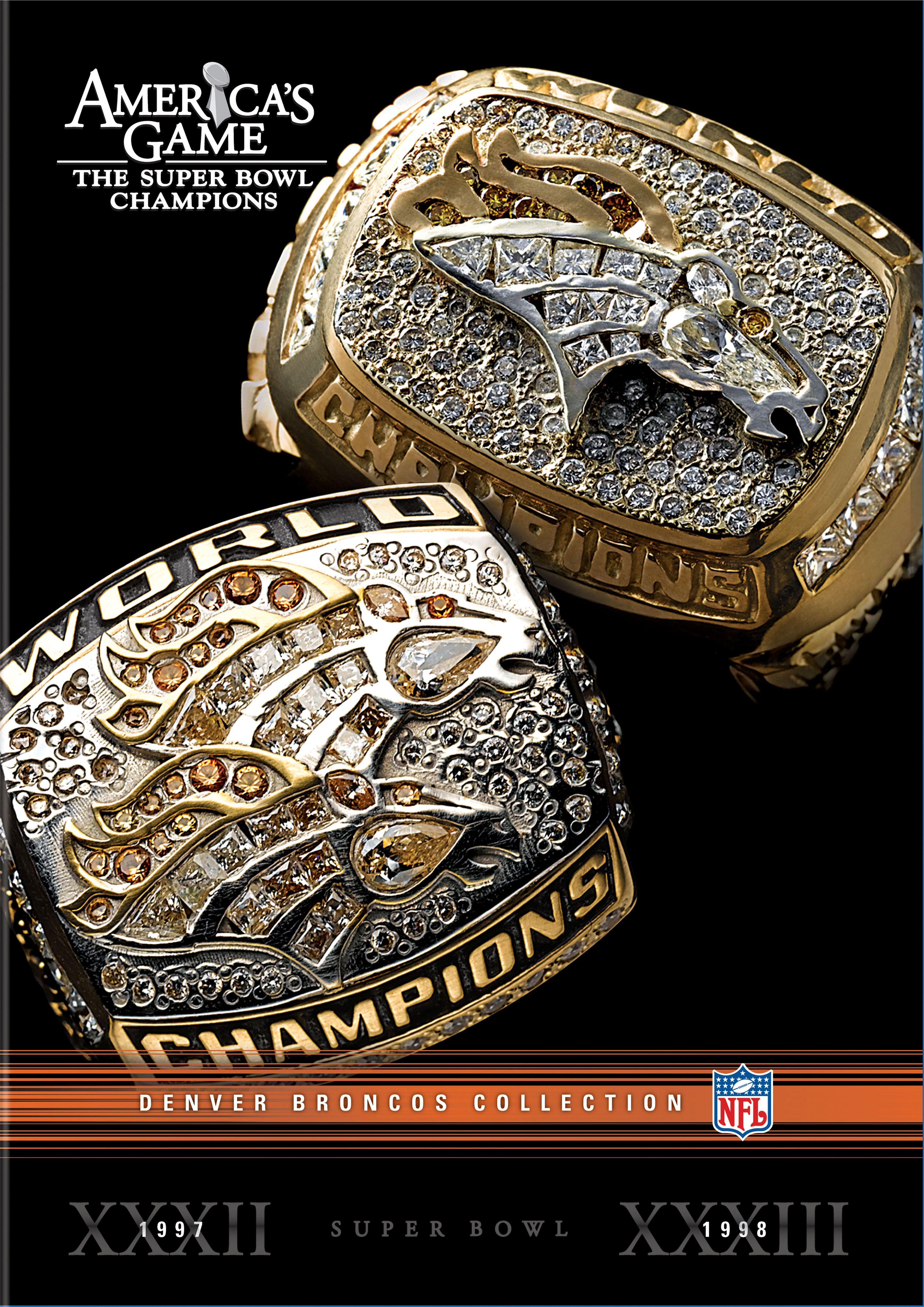America's Game Broncos Denver broncos super bowl