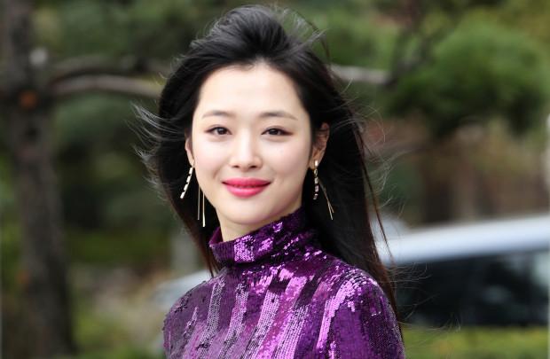 R I P Korean Pop Star Sulli Found Dead At Her Home Korean Pop Stars Sulli K Pop Star