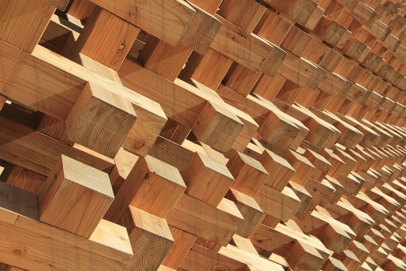 first look inside the japan pavilion at expo milan 2015 On wood design milano