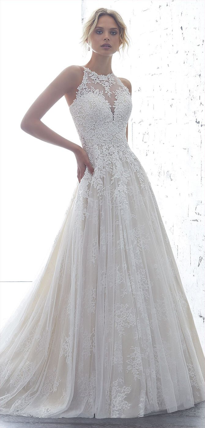 Af couture by madeline gardner fall wedding dresses mori lee