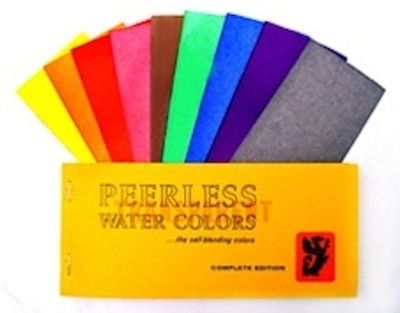 Peerless Watercolor Complete Edition Book Pwccebook Watercolor