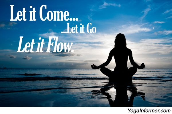 yoga quotes letting go - photo #23