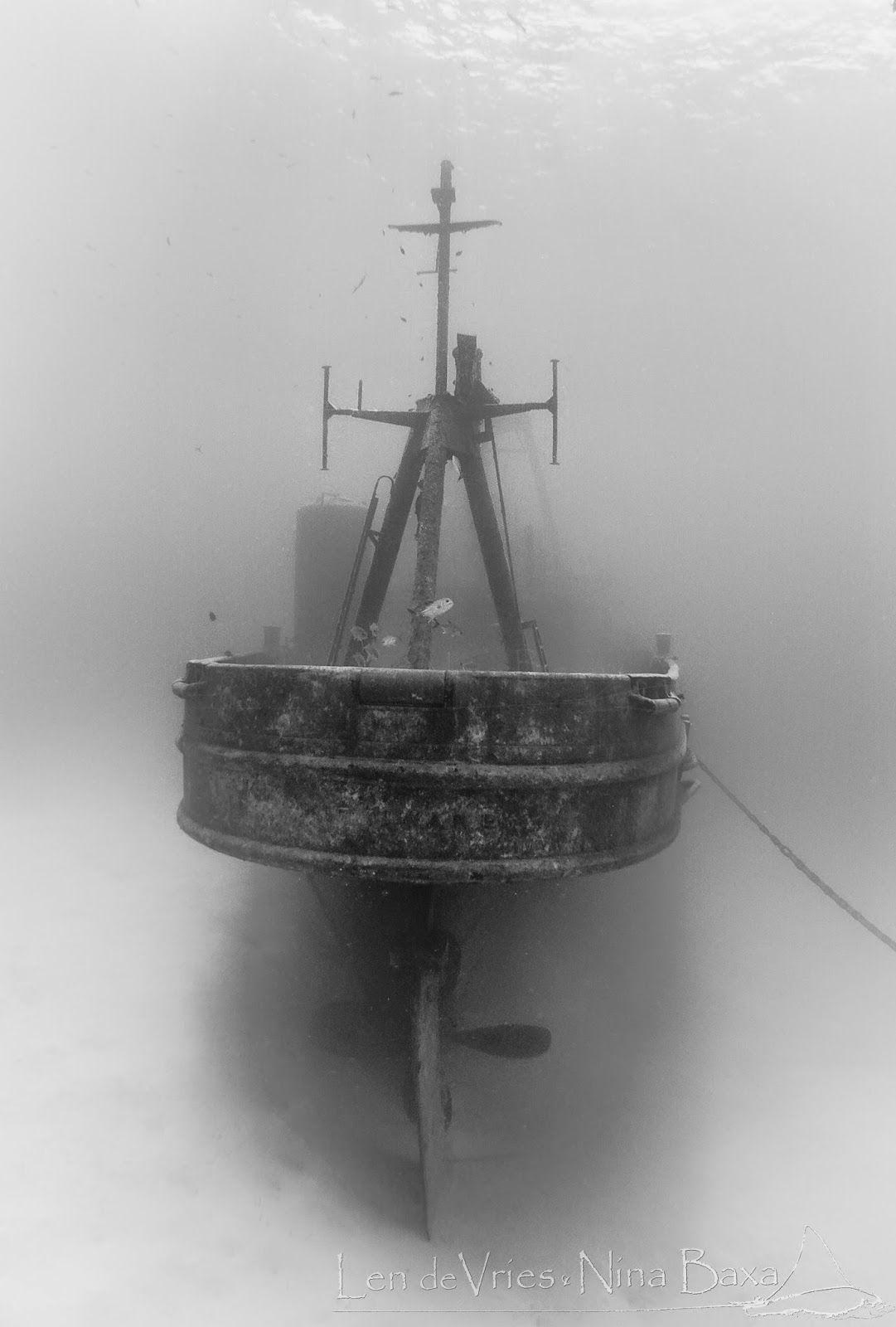 Shipwreck by NINA BAXA
