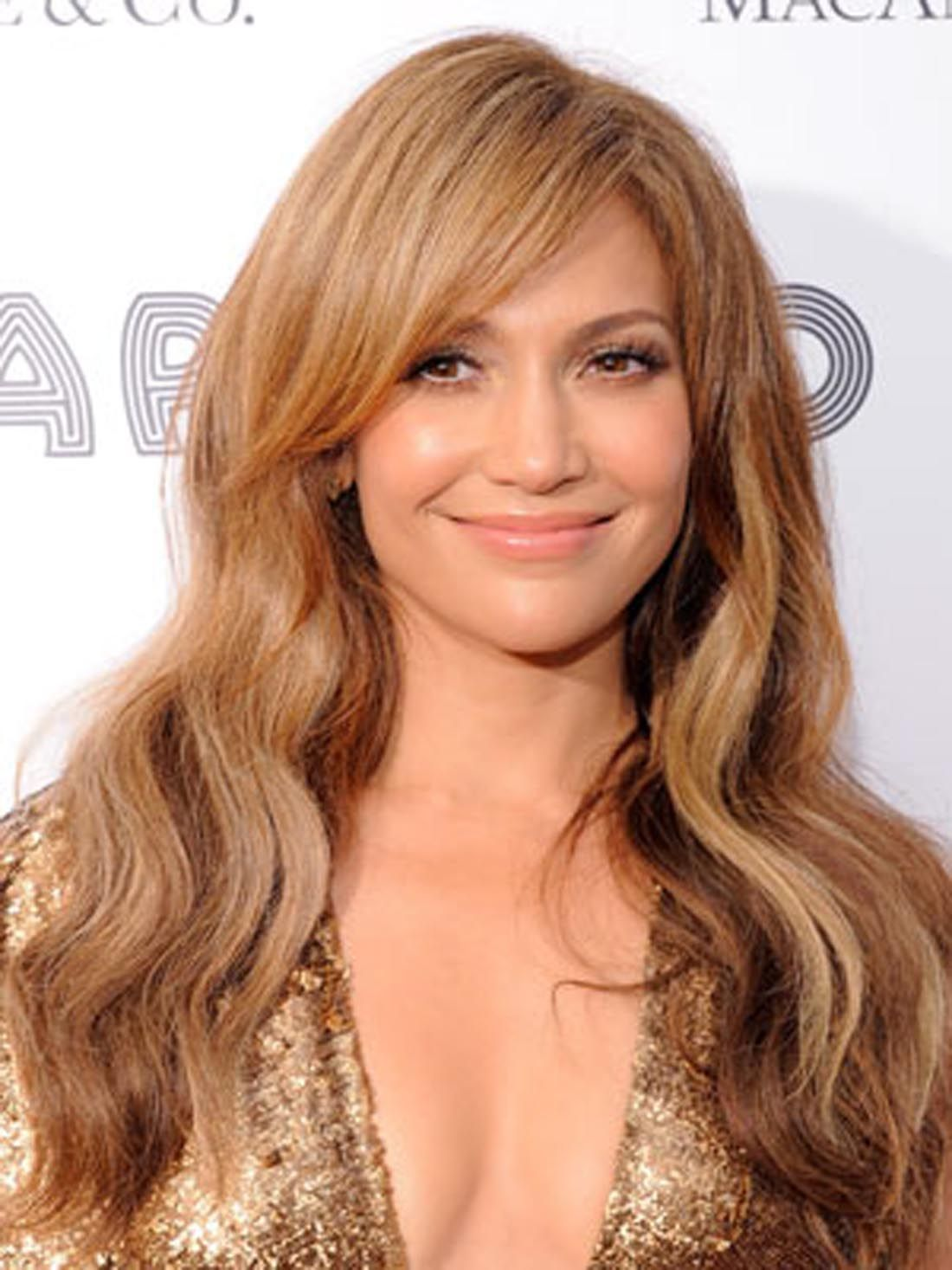 beautiful big wave style of jennifer lopez hair | hair inspiration