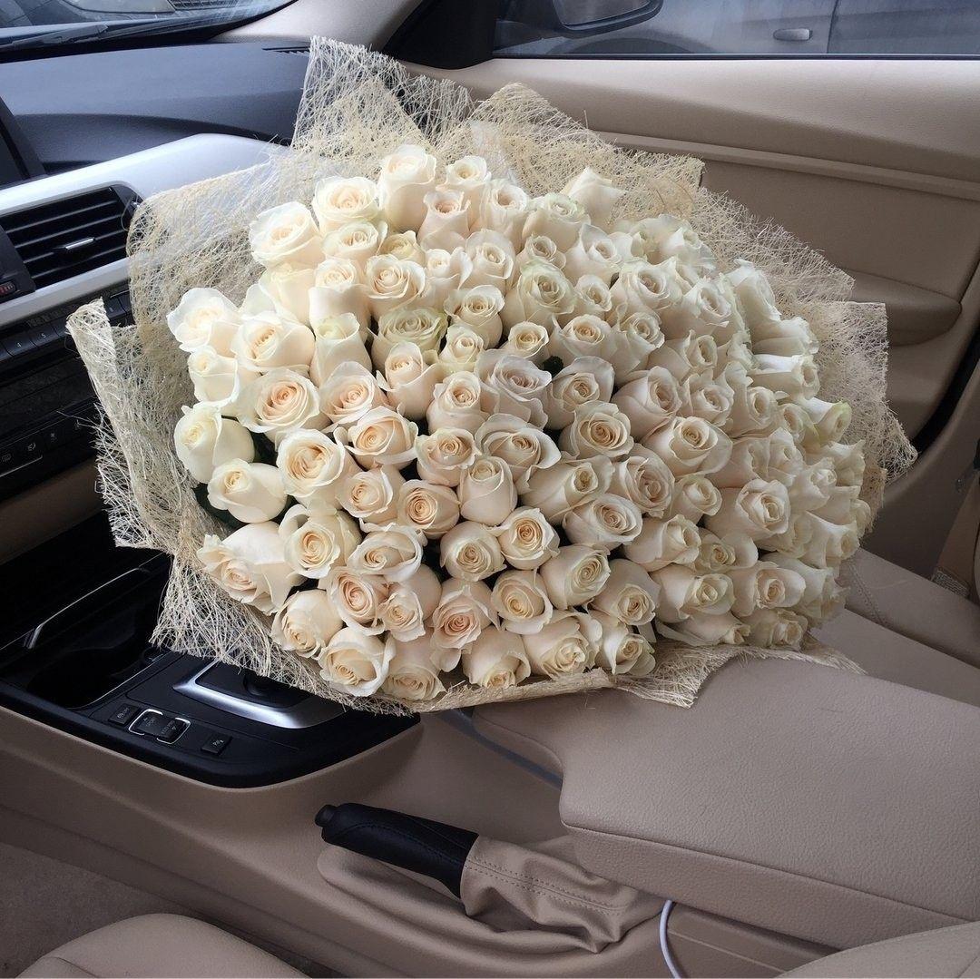 картинки охапка белых роз с кольцом прихожая
