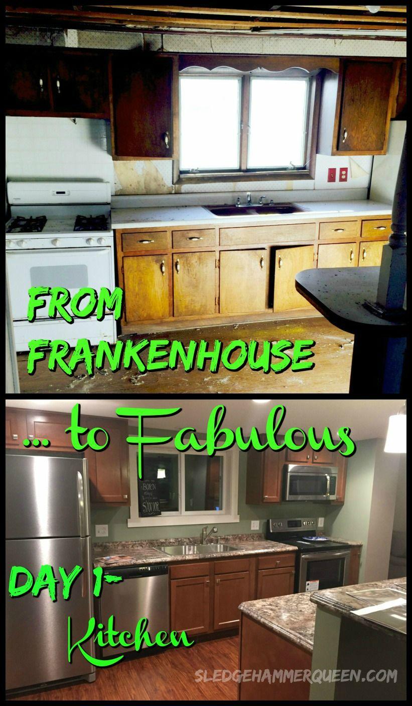 Küchenideen ahornschränke kitchen renovationfrom frankenhouse to fabulous follow a top to