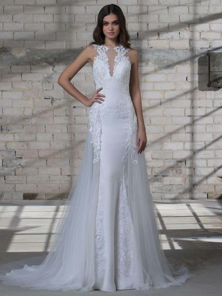 Pnina tornai wedding dresses inspired by love wedding