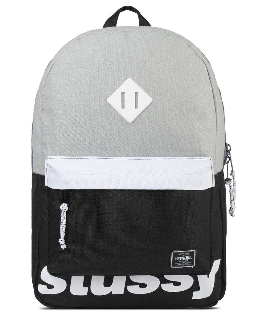 56603337a95 Stussy x Herschel Supply Co. - Sport Backpack (Black)