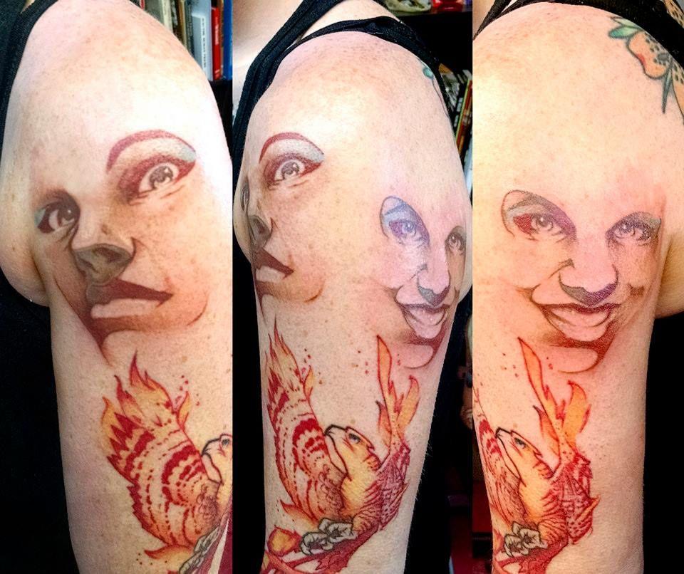 Pin on ande rummel tattoos