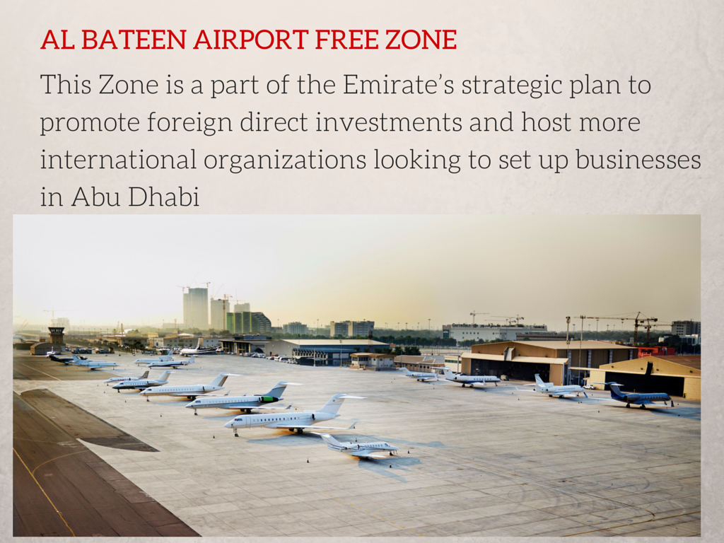 ZONE Al Bateen Executive Airport is the first dedicated private jet