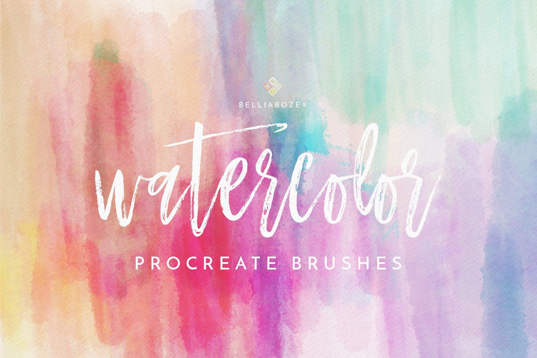 Watercolor Procreate Brushes Everything You Need To Start