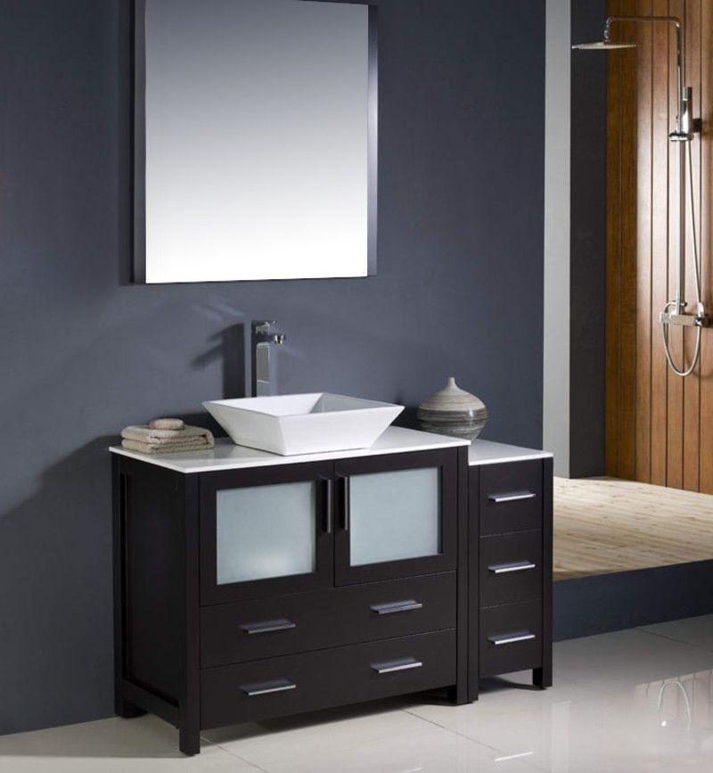 Fresca Fvn62 3612 Vsl Bathroom Sink Vanity Single Sink Bathroom
