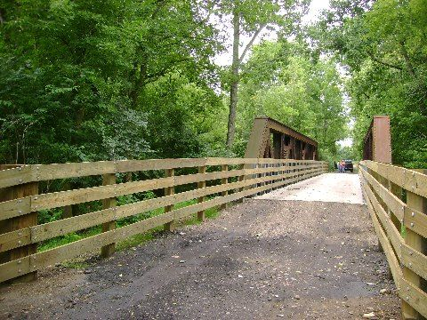 Heart of Ohio Trail, Knox County Park District