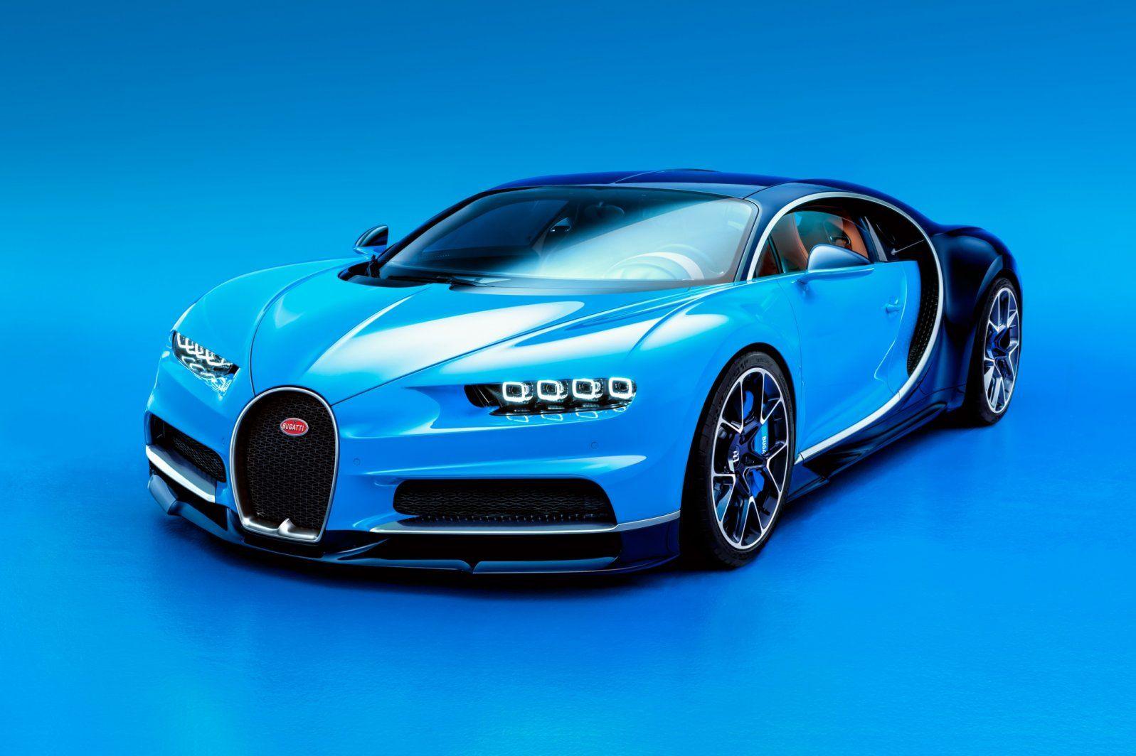 Bugatti Chiron Eerste Productieauto Met Kilometerteller Tot 500 Km H Drivessential Bugatti Bugatti Veyron Supercar