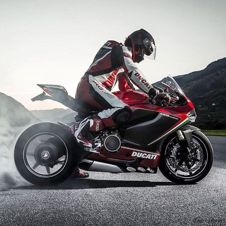Ducati 1199 Panigale - Motorcycle Photography
