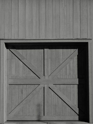 House Tour Jackson Hole Farmhouse Garage Door Design Garage Doors Barn Door In House