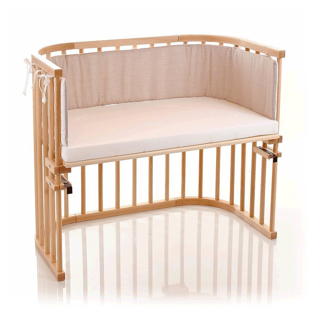 Baby bed co sleeper - Babybay Co Sleeper Cot Maxi Large Size Extra Ventilation Amazon Co Uk