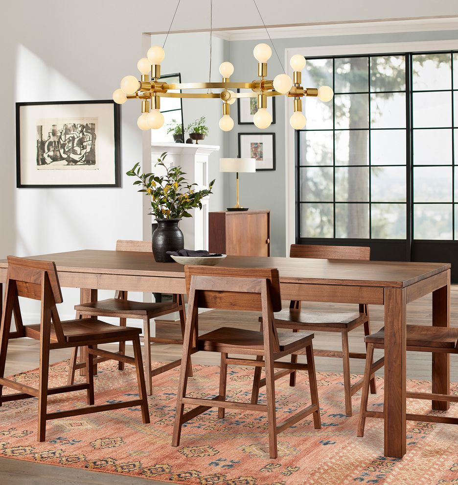 Large Crosby Table Havenly Dining Room Table Timeless Furniture