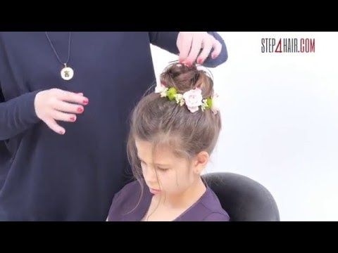 #hair #hairstyle #hairmovie #tutorial #flowers #spring #summer #2016