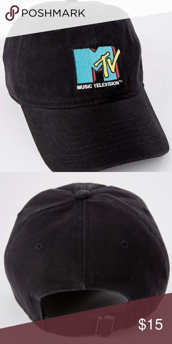 MTV Dad Hat BRAND NEW Officially licensed Material: Cotton Buckle