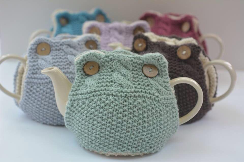 Emily Tea Cosy Pattern release November 2014 www ...