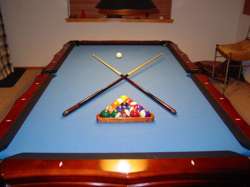 Yes, I Like Shooting Pool Have A Table In My Livingroom Now Itu0027s My Pool  Room