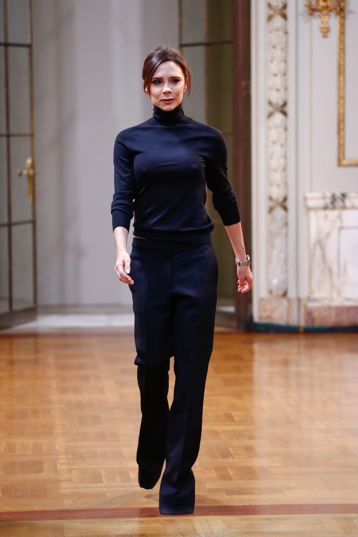To Victoria Beckham, Fashion Design Trumps MaternityLeave