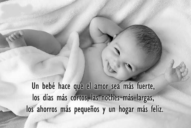 Buenos Días Frases Citas Con Bebés Muy Tiernos Frases Para Recien Nacidos Frases Para Bebes Mensajes Para Bebes