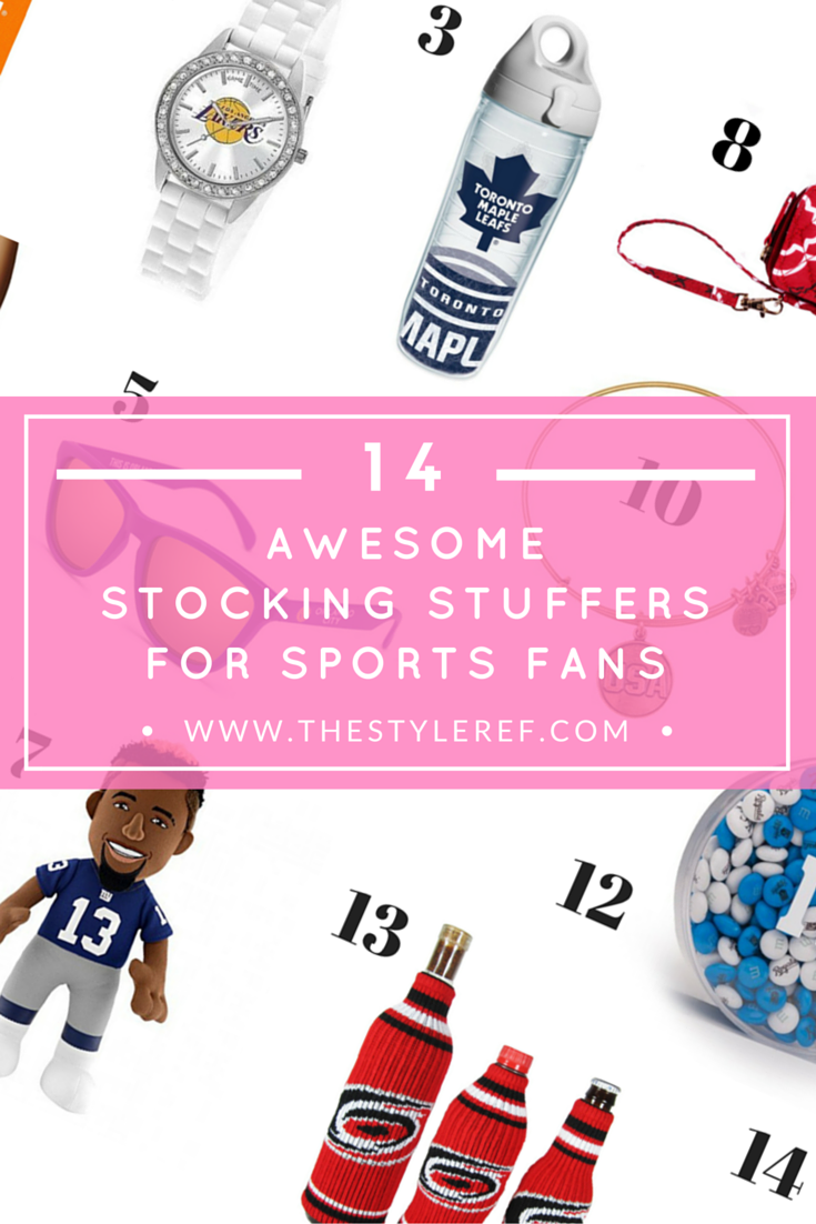 14 Awesome Stockingstuffers For Sports Fans Gifts Giftideas