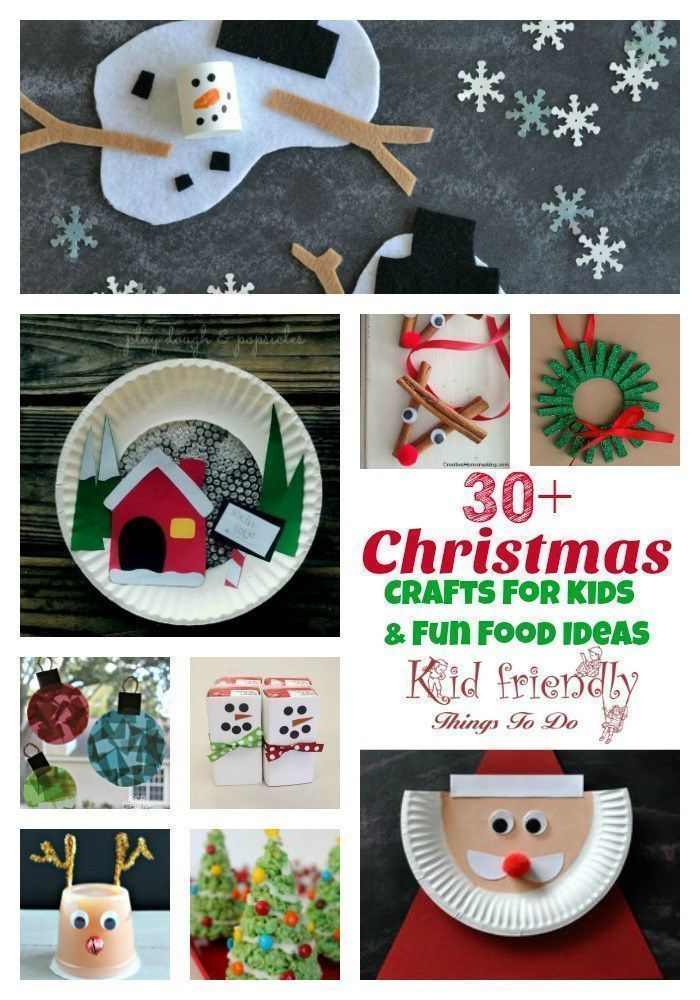Over 30 Easy Christmas Fun Food Ideas