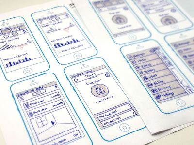 UI & Wireframe Sketches for your Inspiration   Wireframe and Sketches