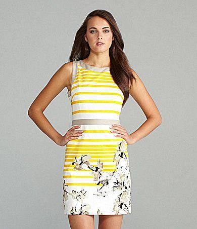 038abfe7ebd6 T Tahari Anita Dress | Dillards.com | My Style | Dresses, Womens ...