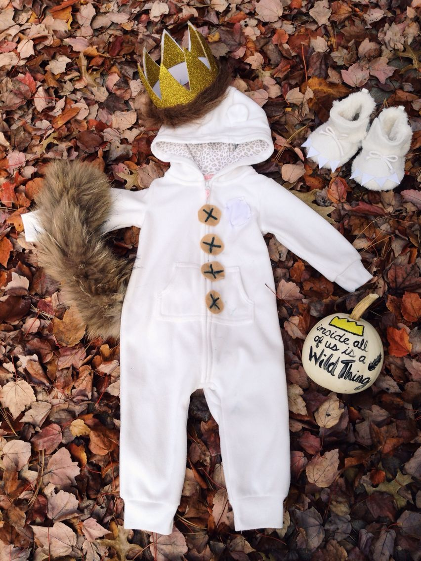where the wild things are diy mom and baby costume | Baby ...