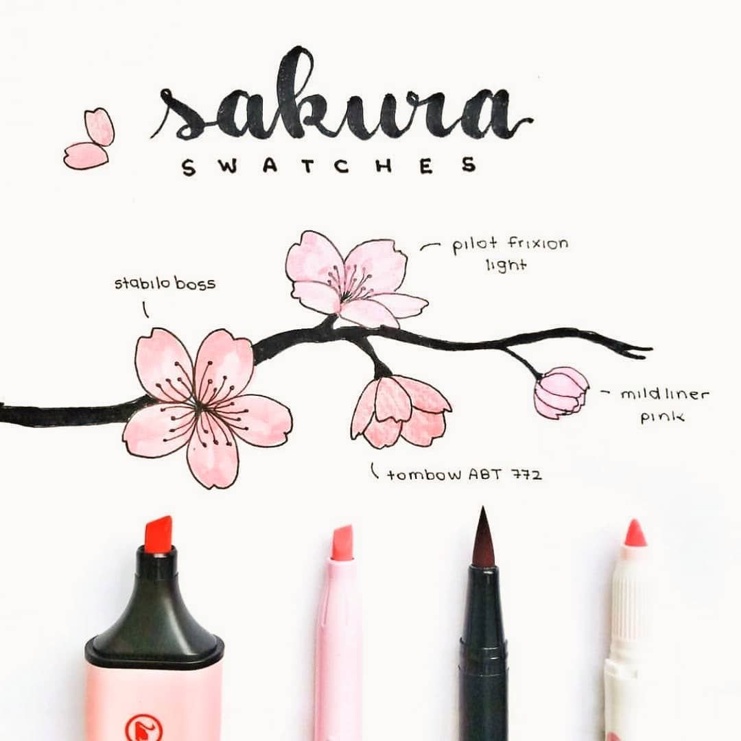 "A Lot Mall on Instagram: ""Let's have a close up at this lovely sakura�. � Credit: thebujophase.�� ⁣ ⁣⁣⁣⁣⁣�(っ◔◡◔)っ�Quote of today� Our lives begin to end the day we…"""
