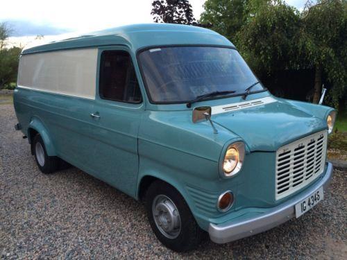 Classic Ford Transit Mk1 Ford Transit